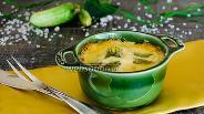 Фото рецепта Огурцы запечённые с сыром