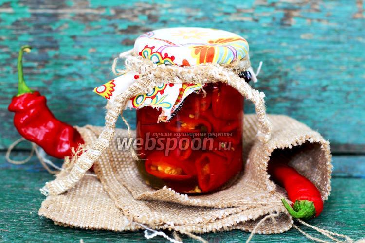 Фото Острый перец медовый