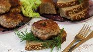 Фото рецепта Битки мясные