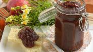 Фото рецепта Шоколадное яблочное пюре на зиму