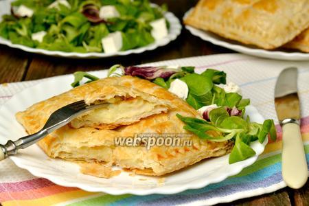 Картофельные галеты по-беррийски