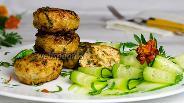 Фото рецепта Индюшиные котлеты с овощами