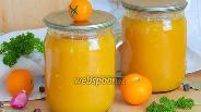 Фото рецепта Жёлтый томатный соус