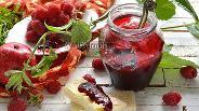 Фото рецепта Желе из малины на зиму