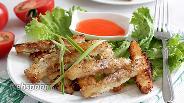Фото рецепта Рыбные палочки из трески