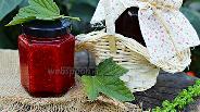 Фото рецепта «Живое варенье» малина и красная смородина