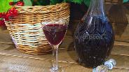Фото рецепта Наливка из вишни без спирта