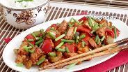 Фото рецепта Курица в соусе Хойсин