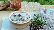 Фото рецепта Рагу из белых грибов