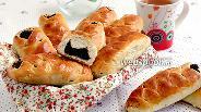Фото рецепта Пирожки с маком печёные