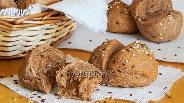 Фото рецепта Пшенично-ржаные булочки