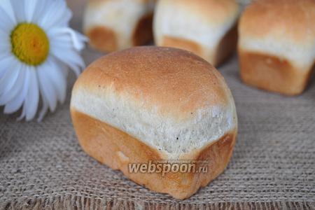 Фото рецепта Хлеб с перцем и лимоном в хлебопечи