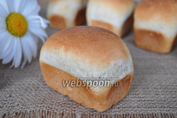 Фото Хлеб с перцем и лимоном в хлебопечи