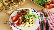 Фото рецепта Пирог из лаваша «Мятый»