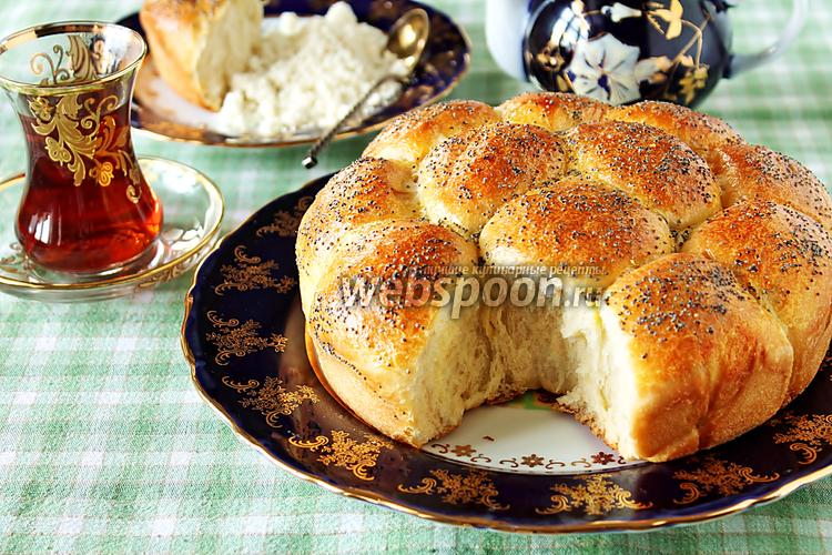 Фото «Кислый» хлеб по-турецки