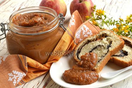 Яблочное варенье «Карамельное яблоко»
