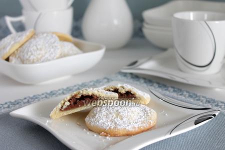 Печенье «Дженовезе»
