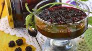 Фото рецепта Ежевика в собственном соку