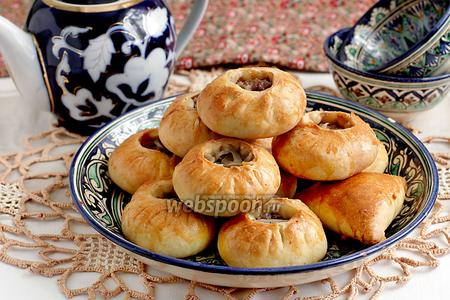 Пирожки по-татарски печёные