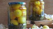 Фото рецепта Маринованный овощной физалис на зиму