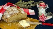 Фото рецепта Бездрожжевой хлеб с розмарином