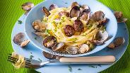 Фото рецепта Паста с венерками