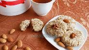 Фото рецепта Ореховое печенье