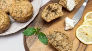 Фото рецепта Маффины с пшёнкой