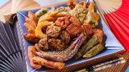 Фото рецепта Темпура