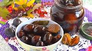 Фото рецепта Сладкие маринованные сливы-пятидневки