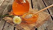 Фото рецепта Мёд ароматизированный тимьяном