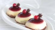 Фото рецепта Вишнёвый десерт