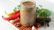 Фото рецепта Аджика по-абхазски