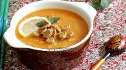 Фото рецепта Чечевичный суп по-турецки