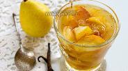 Фото рецепта Варенье из груш с ванилью