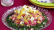 Фото рецепта Селёдочный салат по-шведски