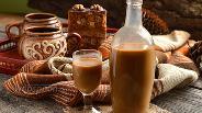 Фото рецепта Карамельно-кофейный ликёр