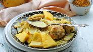 Фото рецепта Рис Казимир с пекинской капустой