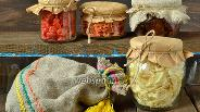 Фото рецепта Сушёные овощи для хлебопечения
