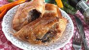 Фото рецепта Морской окунь в устричном соусе