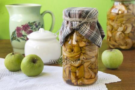 Заготовка яблочная для выпечки