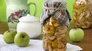 Фото рецепта Заготовка яблочная для выпечки