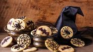Фото рецепта Печенье на Хэллоуин
