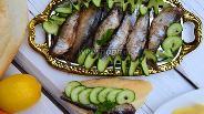 Фото рецепта Домашние шпроты из салаки