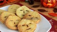 Фото рецепта Печенье «Хэллоуин»