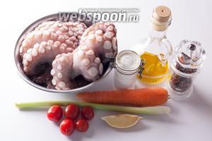 Трех щупалец осьминога (вес 300-400 г) должно хватить или на 3 «пробные» порции, или на 1 самостоятельную, когда салат идёт в качестве единственного блюда. Для этого рецепта очень важно, чтобы оливковое масло было абсолютно без горечи или кислоты. Помидоры не обязательно должны быть черри — просто они должны быть с очень интенсивным вкусом. В других местах мне встречались в составе этого салата ещё свежие огурцы, кусочки разноцветного болгарского перца, уксус вместо лимона, уксус бальзамико кроме лимона, перец чили как свежий, так и сухими хлопьями, из трав — петрушка и базилик. Однако моё сердце покорил именно этот минималистический вариант из Шакки — в нём нет ничего лишнего, что отвлекало бы от вкуса осьминога. Мне очень не хватает в нём дикого фенхеля — но его, кроме как на Сицилии, вероятно, вообще нигде не найдёшь, а у культурного вкус не такой, он там, наоборот, лишний получается. Если у кого-то есть сладкий лук — можно попробовать добавить его — после мариновки, на том же шаге, что и помидоры.