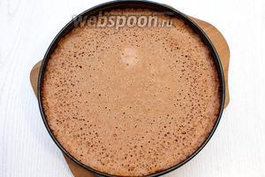 Выпекайте при 180°С в заранее разогретой духовке в течение 25-30 минут или до «сухой спички».