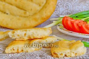 Армянский хлеб матнакаш