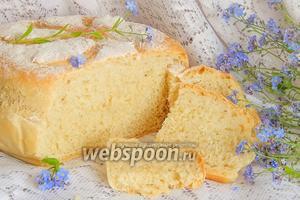 Белый кружевной хлеб