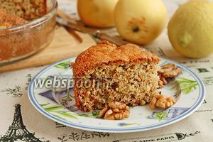 Кекс «Яблочный марафон»